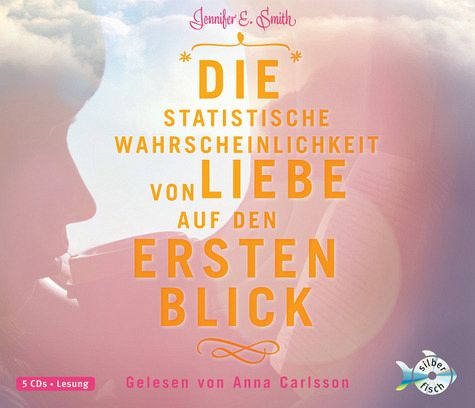 die statistische wahrscheinlichkeit von liebe auf den ersten blick 5 audio cds von jennifer e. Black Bedroom Furniture Sets. Home Design Ideas