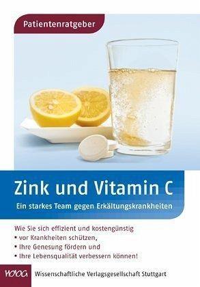 zink und vitamin c von uwe gr ber buch. Black Bedroom Furniture Sets. Home Design Ideas