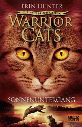 sonnenuntergang warrior cats staffel 2 bd 6 von erin. Black Bedroom Furniture Sets. Home Design Ideas