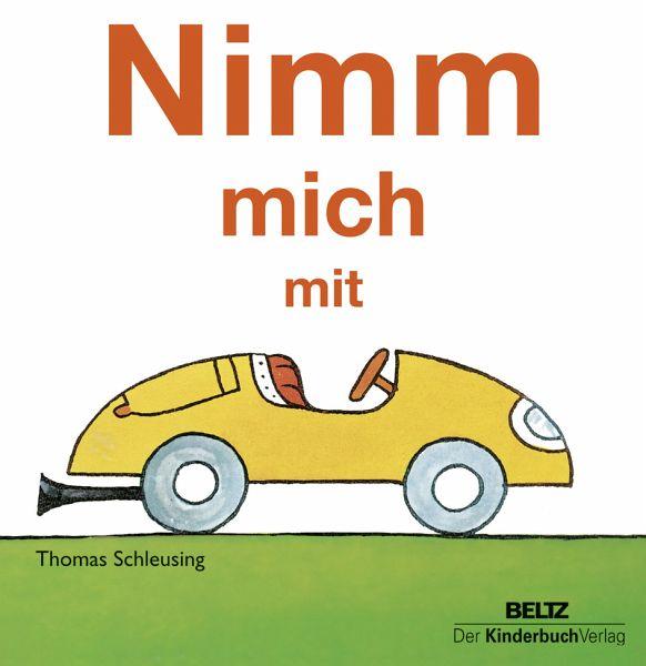 Nimm mich mit von Thomas Schleusing - Buch - buecher.de