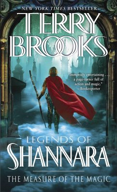 Legends of Shannara 02. The Measure of the Magic - Brooks, Terry