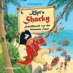 Schiffbruch vor der einsamen Insel / Käpt'n Sharky Bd.4 (1 Audio-CD)