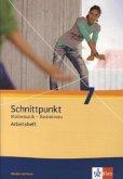 Schnittpunkt Mathematik - Ausgabe für Niedersachsen. Arbeitsheft mit Lösungen 7. Schuljahr - Basisniveau