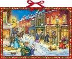 Charles Dickens Weihnachtswelt. Adventskalender