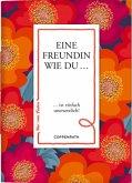 Der rote Faden No.43: Eine Freundin wie du ...