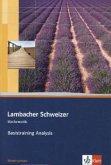 Lambacher Schweizer. 11. und 12. Schuljahr. Basistraining Analysis. Niedersachsen