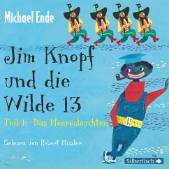 Jim Knopf und die Wilde 13 - Die Komplettlesung (MP3-Download) - Ende, Michael