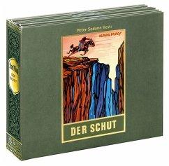 Der Schut, 14 Audio-CDs / Gesammelte Werke, Aud...