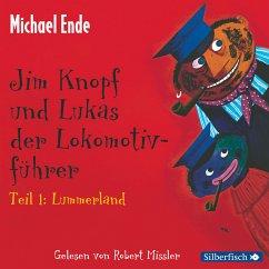 Jim Knopf und Lukas der Lokomotivführer (Teil 1 - 3) (MP3-Download) - Ende, Michael