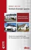 Einfach Energiesparen: Doppelhaushälften und Reiheneckhäuser