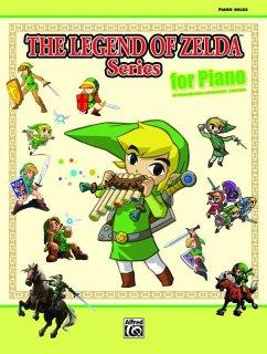 The Legend of Zelda Series for Piano: Intermedi...