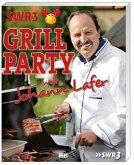 SWR3-Grillparty mit Johann Lafer