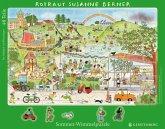Sommer-Wimmelpuzzle (Rahmenpuzzle)