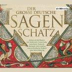 Der große deutsche Sagenschatz (MP3-Download)