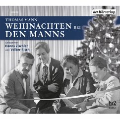 Weihnachten bei den Manns (MP3-Download) - Mann, Thomas