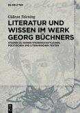 Literatur und Wissen im Werk Georg Büchners