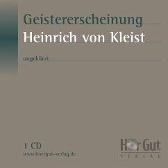 Geistererscheinung - kostenlos (MP3-Download) - Kleist, Heinrich von
