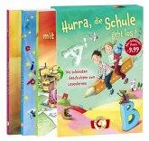 Hurra, die Schule geht los! (3 Bände)