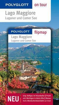 polyglott on tour reisef hrer lago maggiore luganer und. Black Bedroom Furniture Sets. Home Design Ideas