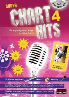 Super Chart Hits, m. Audio-CD