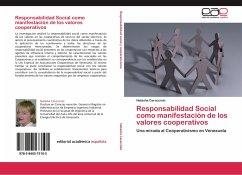 Responsabilidad Social como manifestación de los valores cooperativos