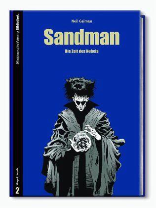 Die Zeit des Nebels / Sandman - Gaiman, Neil