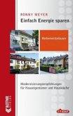 Einfach Energieparen: Reihenmittelhäuser