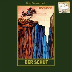 Der Schut, 1 MP3-CD / Gesammelte Werke, MP3-CDs...