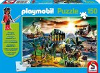 Playmobil (Kinderpuzzle), Pirateninsel