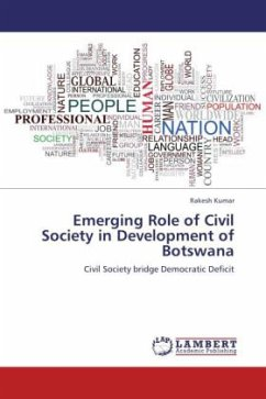 Emerging Role of Civil Society in Development of Botswana