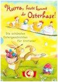 Hurra, heute kommt der Osterhase!