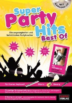 Super Party Hits, Best Of, m. Audio-CD