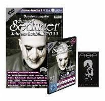 sonic seducer jahresr ckblick 2011 limited edition dvd. Black Bedroom Furniture Sets. Home Design Ideas