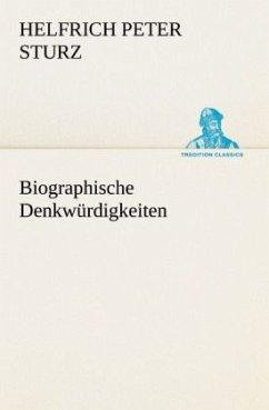Biographische Denkwürdigkeiten