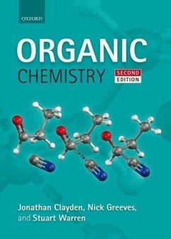 Organic Chemistry - Clayden, Jonathan; Geeves, Nick; Warren, Stuart