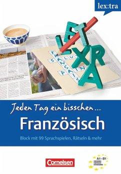 Lextra Französisch A1-B1. Selbstlernbuch - Drevon, Lucie