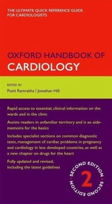 Oxford Handbook of Cardiology - Ramrakha, Punit; Hill, Jonathan