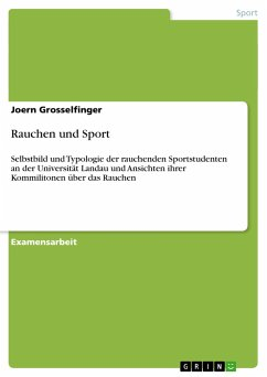 Rauchen und Sport