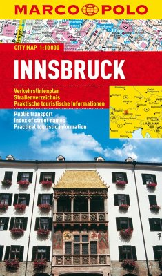 Marco Polo Citymap Innsbruck