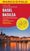 Marco Polo Citymap Basel; Bale; Basilea