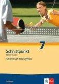 Schnittpunkt Mathematik - Ausgabe für Thüringen. Arbeitsbuch plus Lösungsheft 7. Schuljahr - Basisniveau