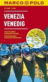 Marco Polo Citymap Venedig; Venice