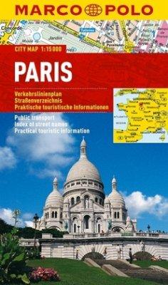 Marco Polo Citymap Paris