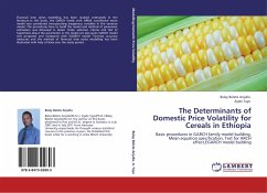 The Determinants of Domestic Price Volatility for Cereals in Ethiopia