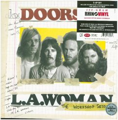 L.A.Woman-The Workshop Session - Doors,The