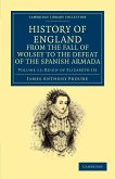 History of England from the Fall of Wolsey to the Defeat of the Spanish Armada - Volume 11