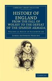 History of England from the Fall of Wolsey to the Defeat of the Spanish Armada - Volume 12