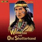 Winnetou und Old Shatterhand, 2 Audio-CDs