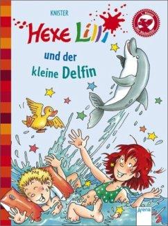 Hexe Lilli und der kleine Delfin / Hexe Lilli Erstleser Bd.10 - KNISTER