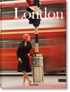 London. Portrait of a City - Golden, Reuel